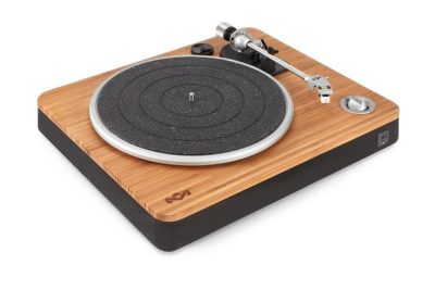 Stir It Up Wireless Turntable - Signature Black